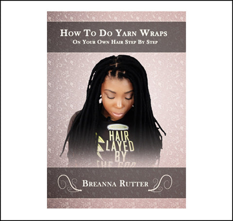 YARN WRAPS / FAUX LOCS (DVD)