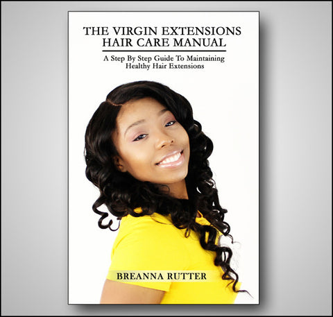 The Virgin Hair Extensions Manual (PDF Download)