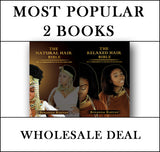 (WHOLESALE) Most Popular Books (2 Books = 10 copies each)