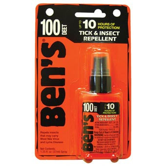 Tick and Insect Repellent