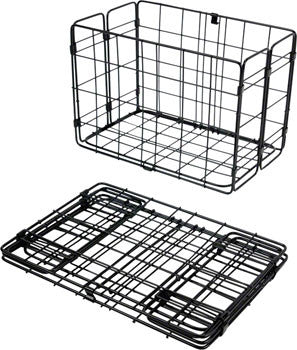 Wire Rear Folding Basket