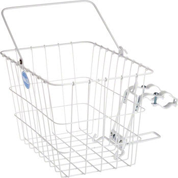Front Basket with Quick Release