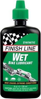 Wet Bicycle Lube
