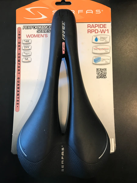Rapide RPD-W1 Saddle