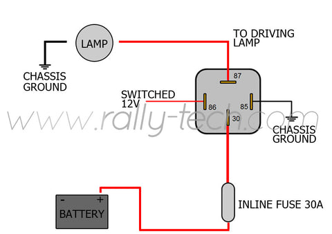 headlights to fog light relay wiring diagram p1 style fog cover install guide     rallytech  p1 style fog cover install guide