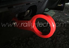 60MM FIA/MSA RACING TOW HOOK - RED