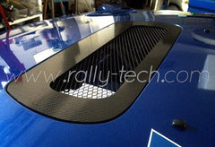 SCOOP DELETE KIT CARBON FIBER (STUDLESS) - IMPREZA GC/GM/GF (93-01) - V1