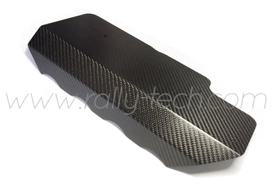 ENGINE COVER PLATE - CARBON FIBRE - CIVIC EP3, FN2 / INTEGRA DC5