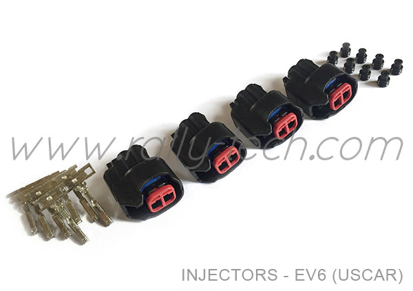 REWIRE / REPLACE - CONNECTOR PLUG KIT - MITSUBISHI EVOLUTION