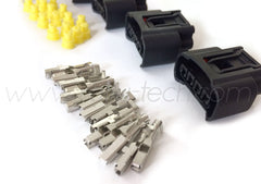 DENSO IGNITION COIL CONNECTOR PLUG KIT - EVOLUTION DENSO 'COP'