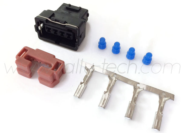 TPS THROTTLE POSITION SENSOR CONNECTOR PLUG KIT - MITSUBISHI EVOLUTION