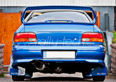 4MM POLYURETHANE MUDFLAP KIT - IMPREZA GC/GM/GF (93-01) - BLUE - RSTI
