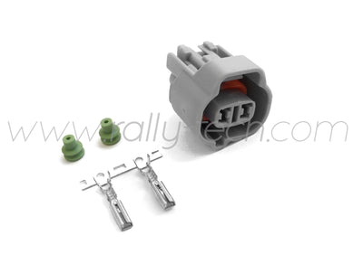 JDM BOOST CONTROL SOLENOID CONNECTOR PLUG KIT GD - SUBARU