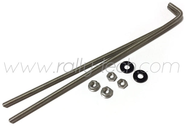 BATTERY ROD KIT STAINLESS STEEL - SUBARU / EVOLUTION