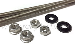 BATTERY ROD KIT STAINLESS STEEL