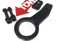 60MM FIA/MSA RACING TOW HOOK - BLACK