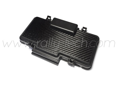 FUSE BOX COVER PLATE - CARBON FIBRE - CIVIC EP3 / INTEGRA DC5