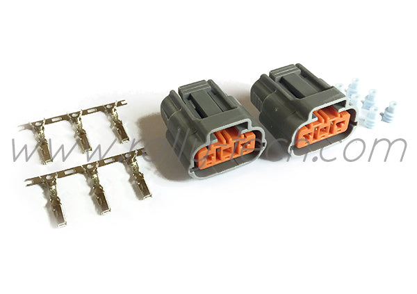 IGNITION COIL CONNECTOR KIT - MITSUBISHI EVOLUTION