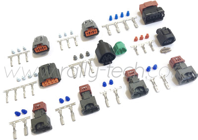 REWIRE / REPLACE - CONNECTOR PLUG KIT - EVOLUTION