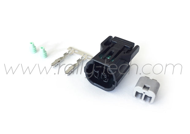 2 PIN CONNECTOR - CIVIC EP3 INTEGRA DC5 HONDA K20