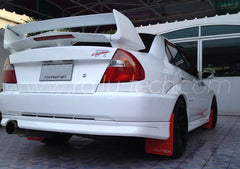 4MM POLYURETHANE MUDFLAP KIT - EVO 5/6