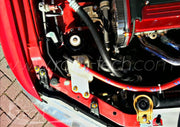 ENGINE BAY DRESS UP BOLT KIT - LANCER EVO 4, 5, 6, 7, 8, 9 - RED