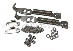 BUMPER SPRING / TRUNK LATCH KIT - UNIVERSAL