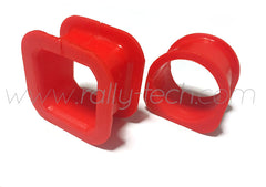 POLYURETHANE STEERING RACK BUSHING KIT - IMPREZA 93-07