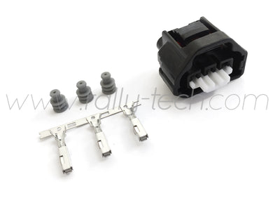 TPS THROTTLE POSITION SENSOR CONNECTOR PLUG KIT - SUBARU