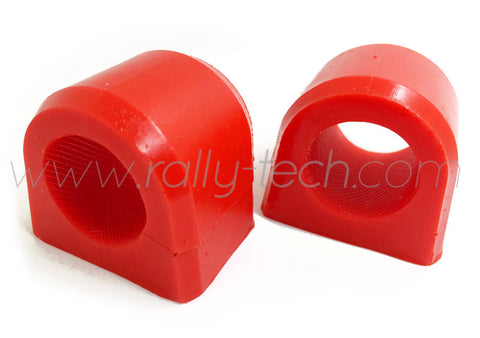 POLYURETHANE FRONT/REAR SWAY BAR BUSHING KIT 21MM - IMPREZA