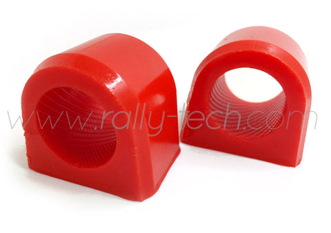 POLYURETHANE FRONT/REAR SWAY BAR BUSHING KIT 22MM - IMPREZA