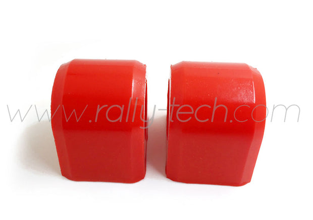 POLYURETHANE FRONT/REAR SWAY BAR BUSHING KIT 22MM - SUBARU IMPREZA
