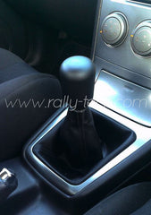 BILLET ALUMINUM SHIFT KNOB - SUBARU 5 SPEED - BLACK