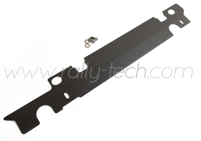 RADIATOR COOLING PANEL USDM - SUBARU IMPREZA GC/GM/GF - CARBON FIBRE