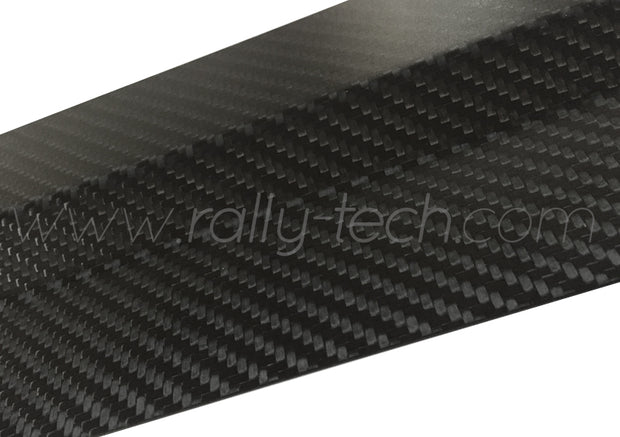 RADIATOR COOLING PANEL JDM/EDM - SUBARU IMPREZA GC/GM/GF (VERSION 3-6) - CARBON FIBRE