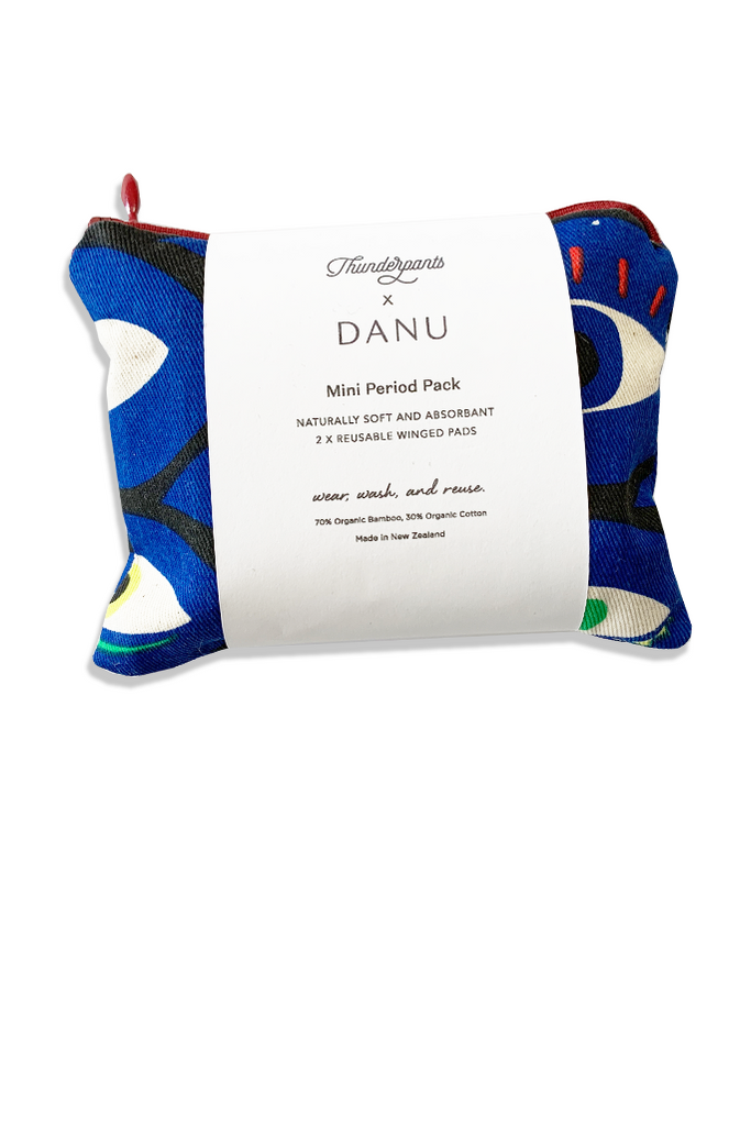 DANU Mini Period Pack Eyes