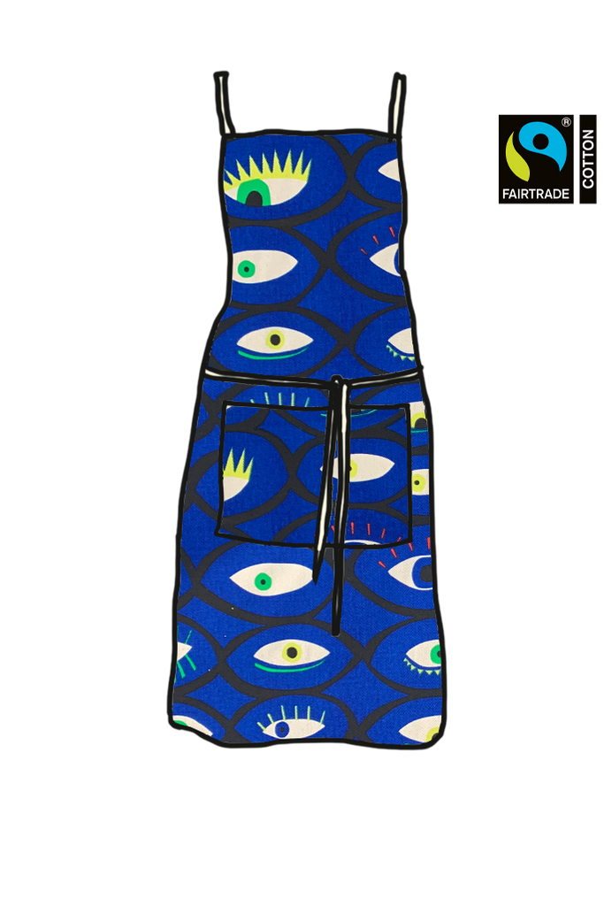 Eyes Apron - last one!