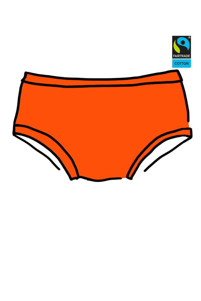 Womens Hipster Tangerine Dream - x small only