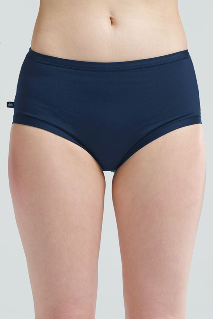Navy Swimwear Original Pant