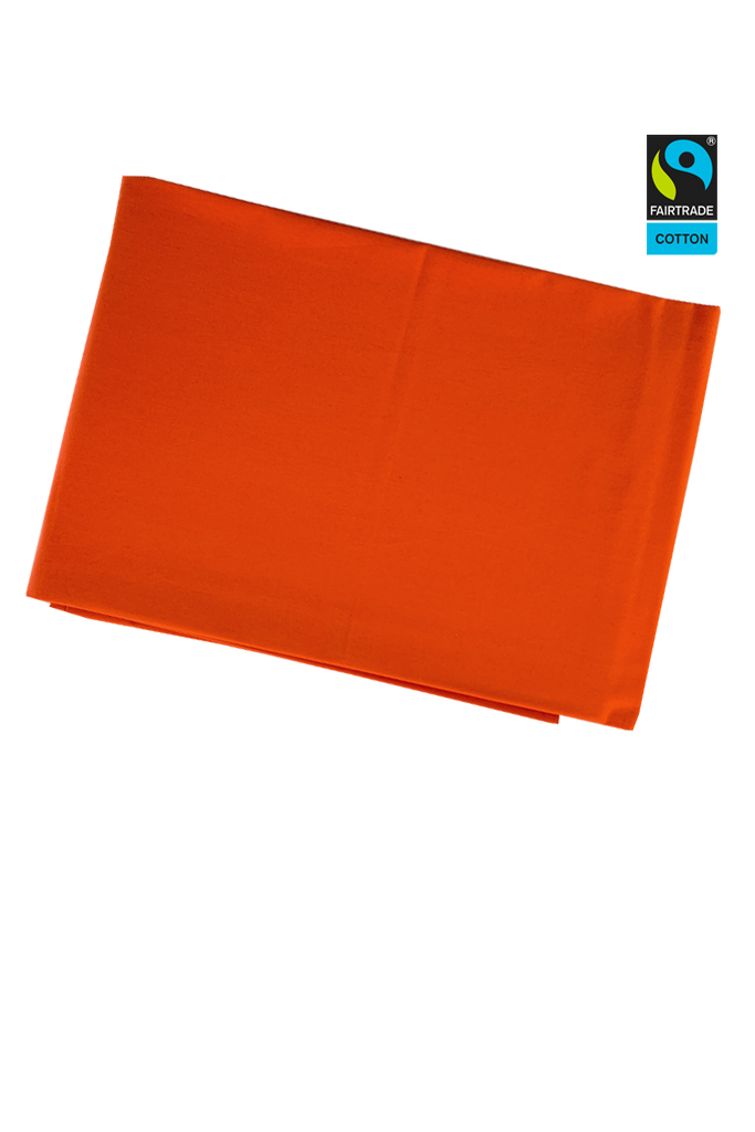Tangerine Single Pillow Case