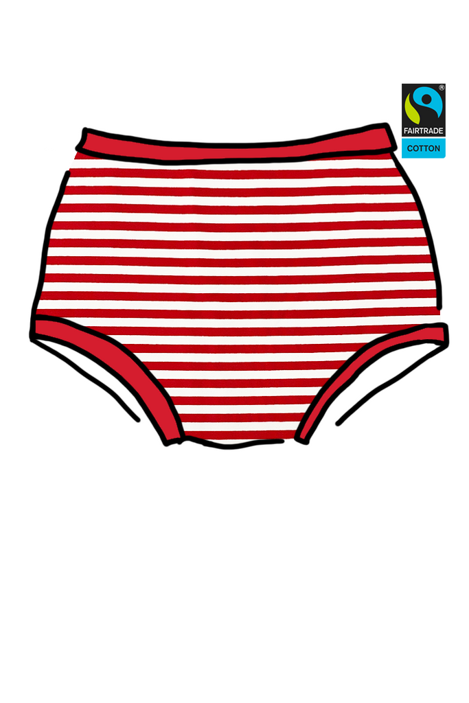 Womens Original Candy Canes Stripes