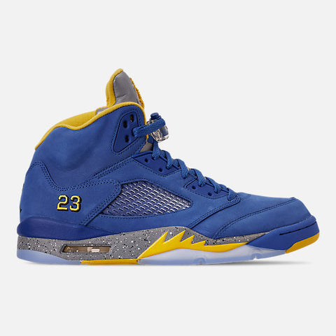 MEN'S AIR JORDAN RETRO 5 LANEY JSP BASKETBALL SHOES