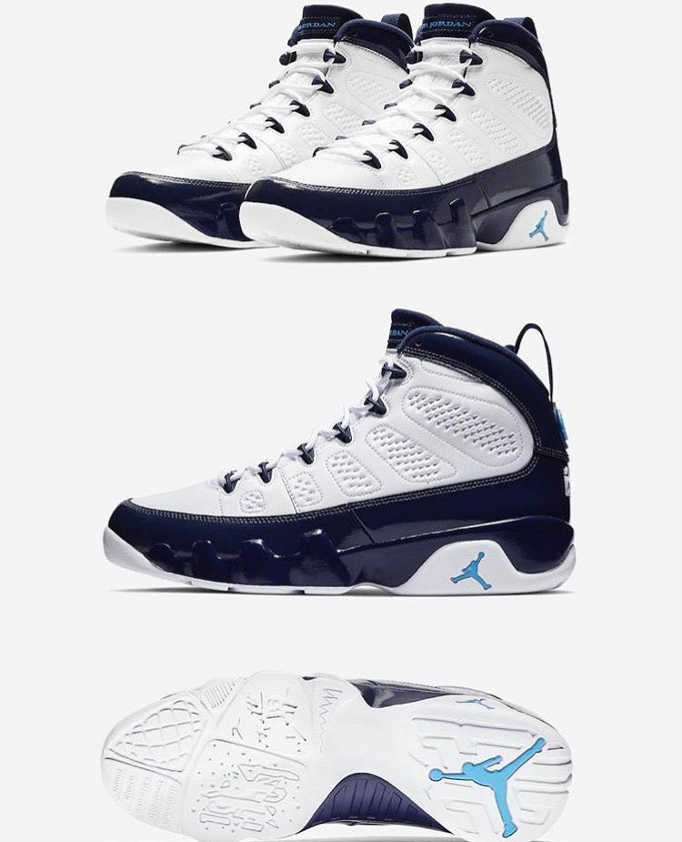MEN'S AIR JORDAN RETRO 9