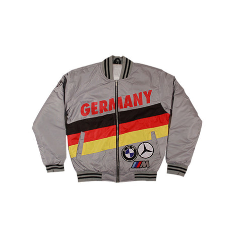 Germany Bomber Jacket (GREY)