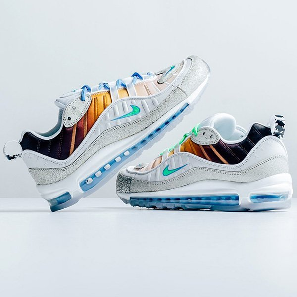 MEN'S NIKE NIKE AIR MAX 98 ON AIR GABRIELLE SERRANO