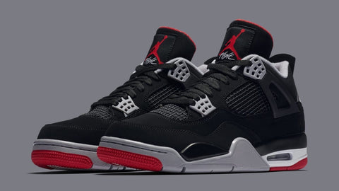 AIR JORDAN RETRO 4 BASKETBALL SHOES