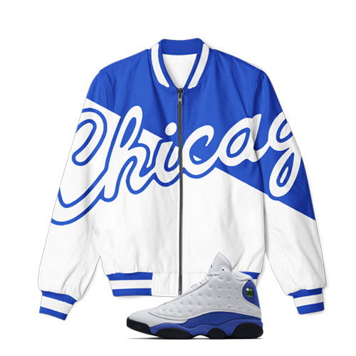 Hyper Royal Blue Jacket