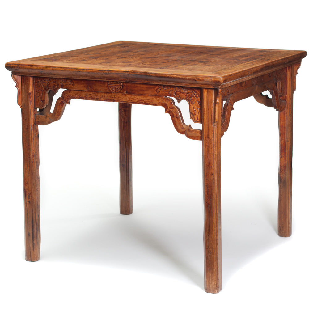 chinese antique dining table