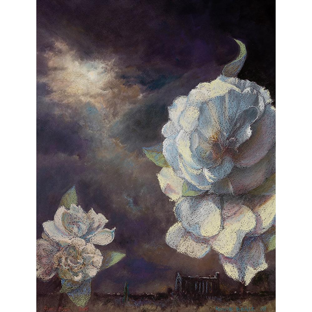 Scent of Gardenias on the night air by Roger Beale