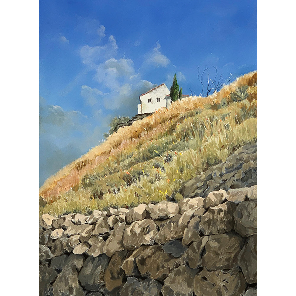 Spanish farmhouse by Roger Beale